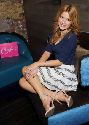 Bella Thorne - Candie's Holiday and Resort Collections Launch in NYC