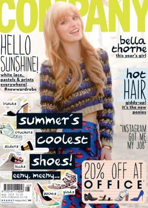 Bella Thorne: Company UK 2014 -02