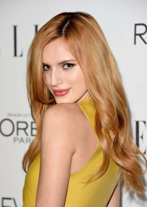 Bella Thorne - 21st annual ELLE's Women in Hollywood Awards in LA
