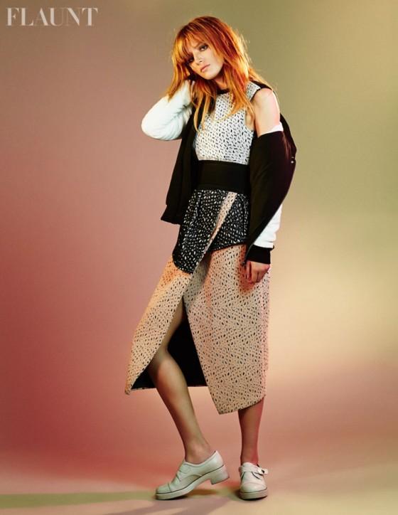 Bella Thorne: Flaunt Magazine -04