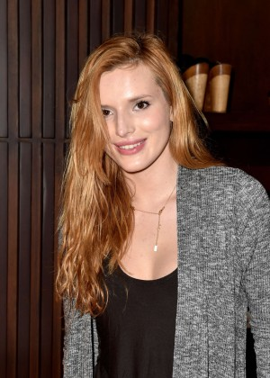 Bella Thorne - Kelsi Dagger's Limited Edition Collaboration and Spring Collection Reveal in Los Angeles