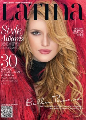Bella Thorne - Latina Magazine (December 2014)