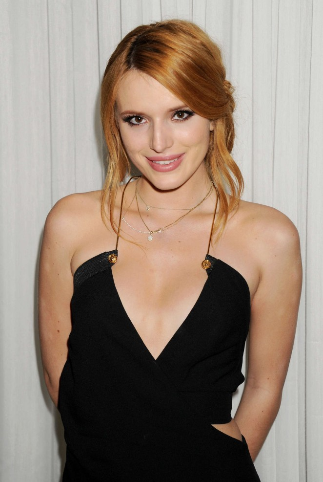 Bella Thorne - Latina Magazine's '30 Under 30' Party in West Hollywood