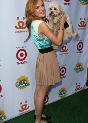 Bella Thorne - Muddy Puppies Video Premiere Party in West Hollywood