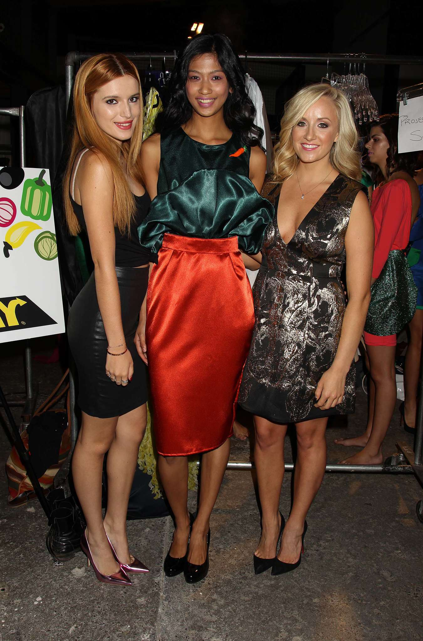 Bella Thorne 2014 : Bella Thorne – Nolcha Fashion Week New York Spring Collections 2015 -06