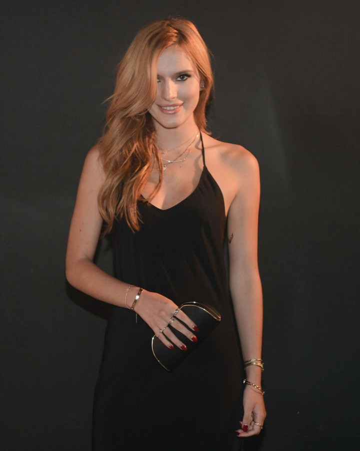 Bella Thorne - Paper Magazine 30th Anniversary Celebration in NYC