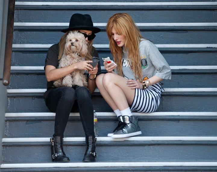 Bella Thorne Photos: 2014 Photoshoot in LA -02