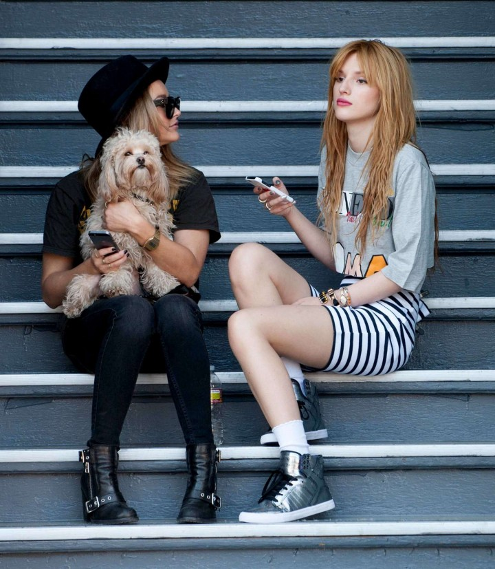 Bella Thorne Photos: 2014 Photoshoot in LA -10