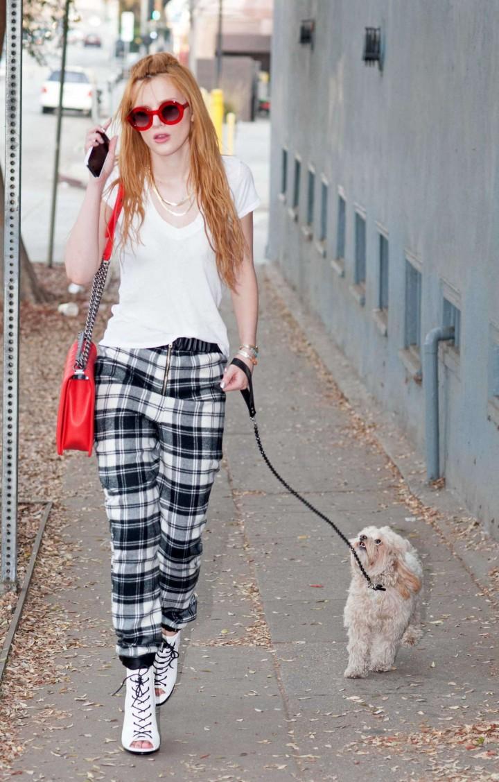 Bella Thorne Photos: 2014 Photoshoot in LA -15