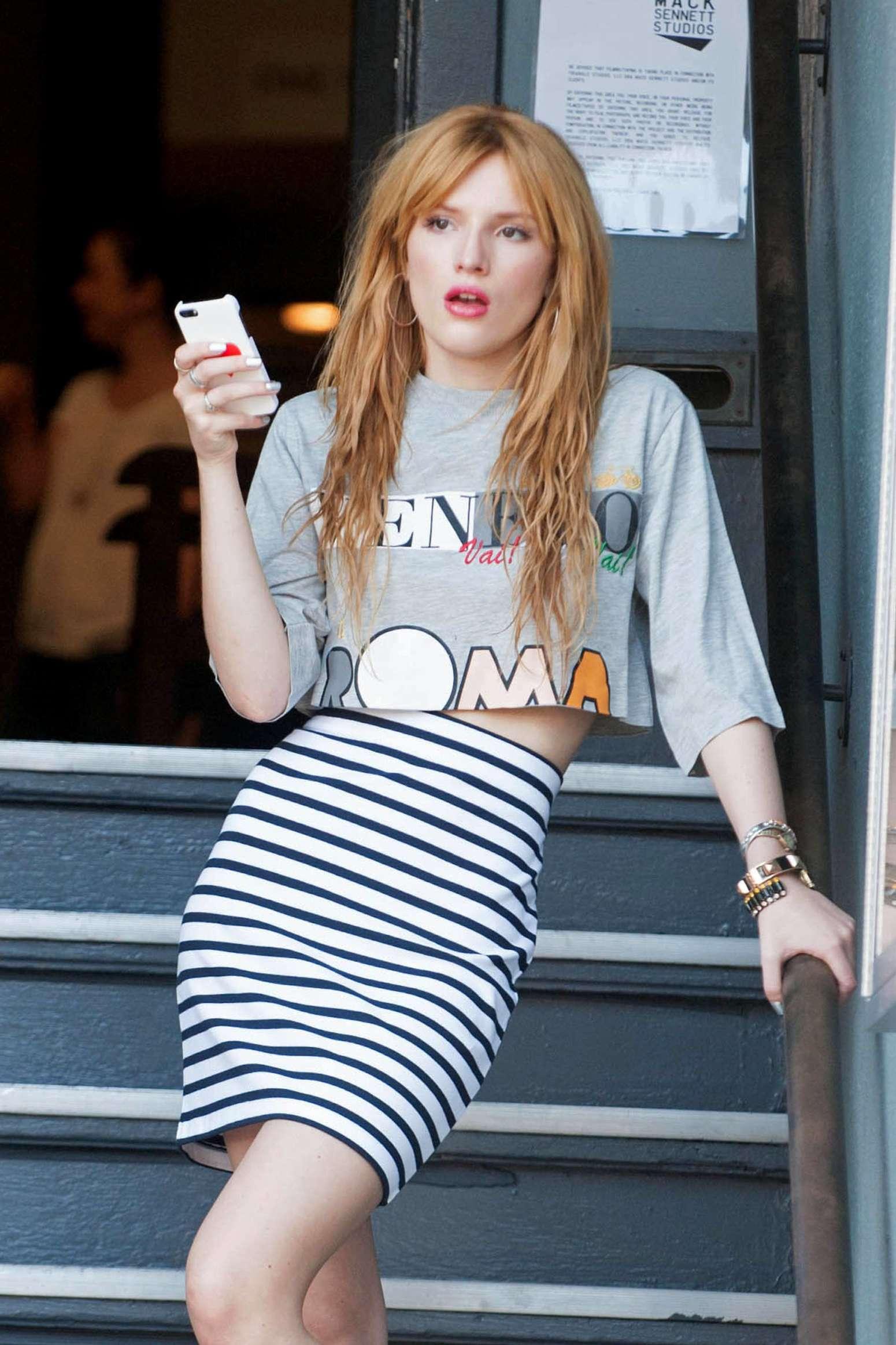 Bella Thorne 2014 : Bella Thorne Photos: 2014 Photoshoot in LA -17