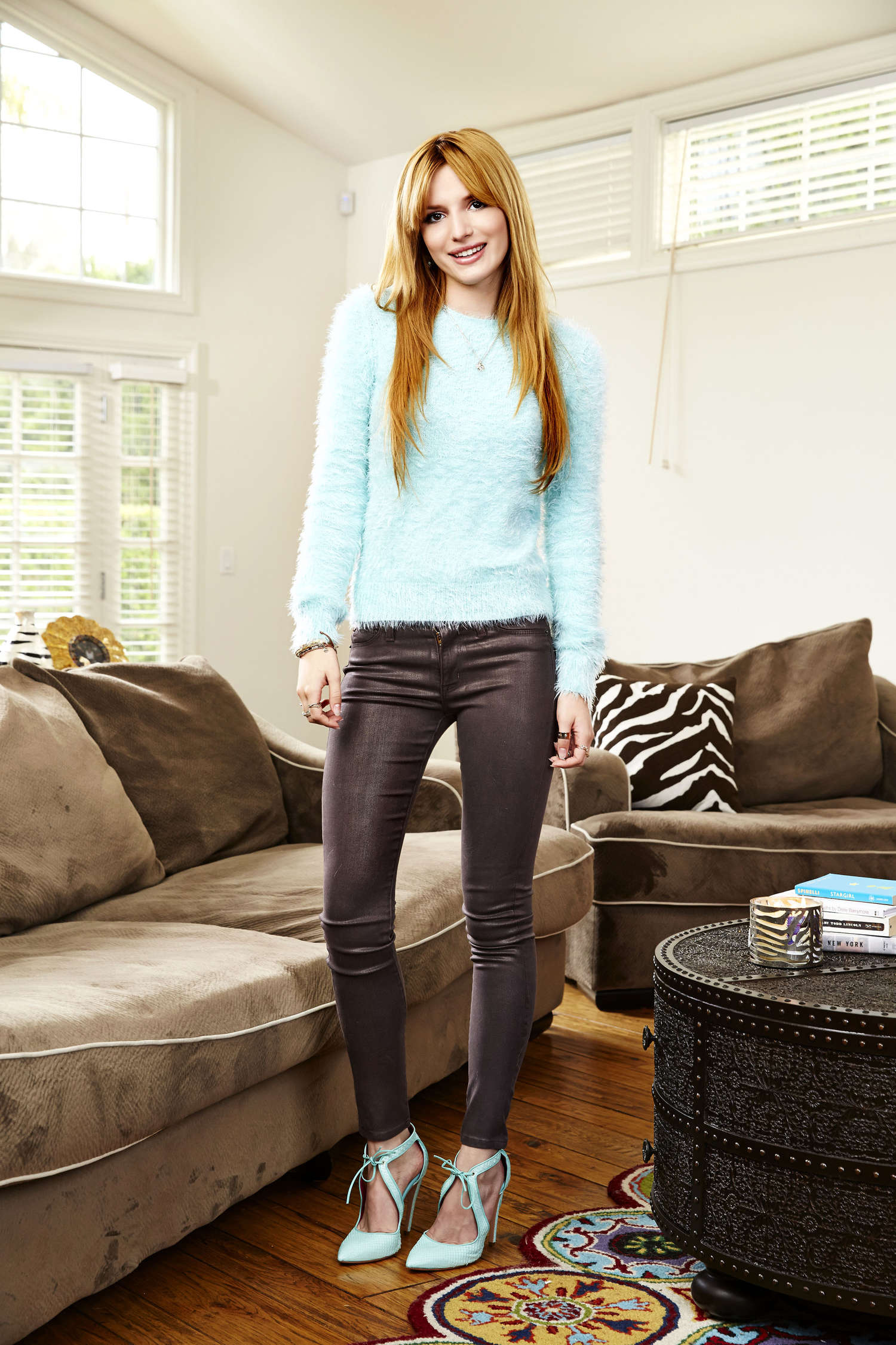 Bella Thorne Sara Jaye Weiss Photoshoot 2014 21 Gotceleb