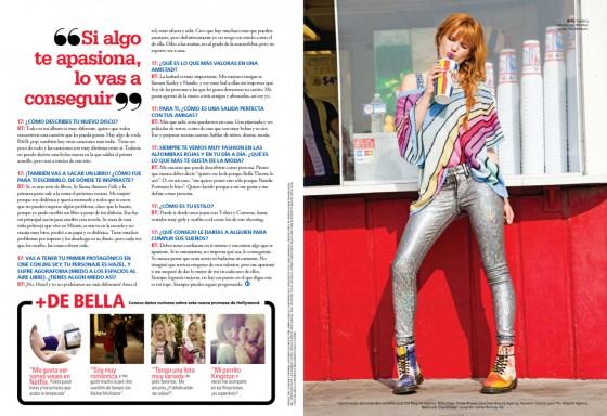 Bella Thorne: Seventeen Magazine -02