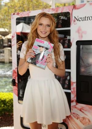 Bella Thorne - Teen Vogue Back To School Saturdays in Glendale