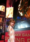 Bella Thorne - The Hunger Games: Catching Fire Hollywood Premiere -02