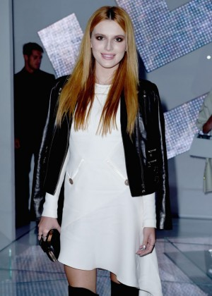 Bella Thorne - Versace Show Womenswear Spring/Summer 2015 Milan Fashion Week