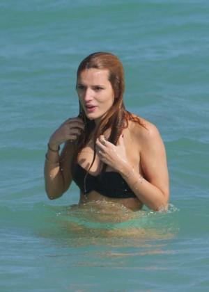 Bella Thorne Hot Bikini Photos -09