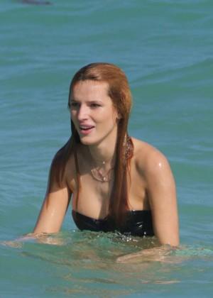 Bella Thorne Hot Bikini Photos -11