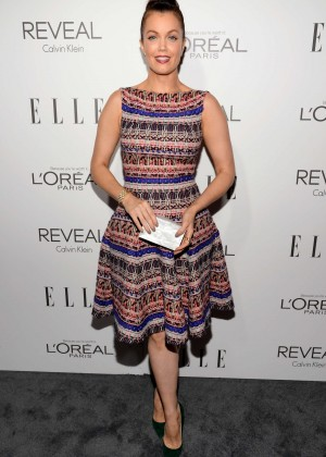 Bellamy Young - 21st annual ELLE's Women in Hollywood Awards in LA