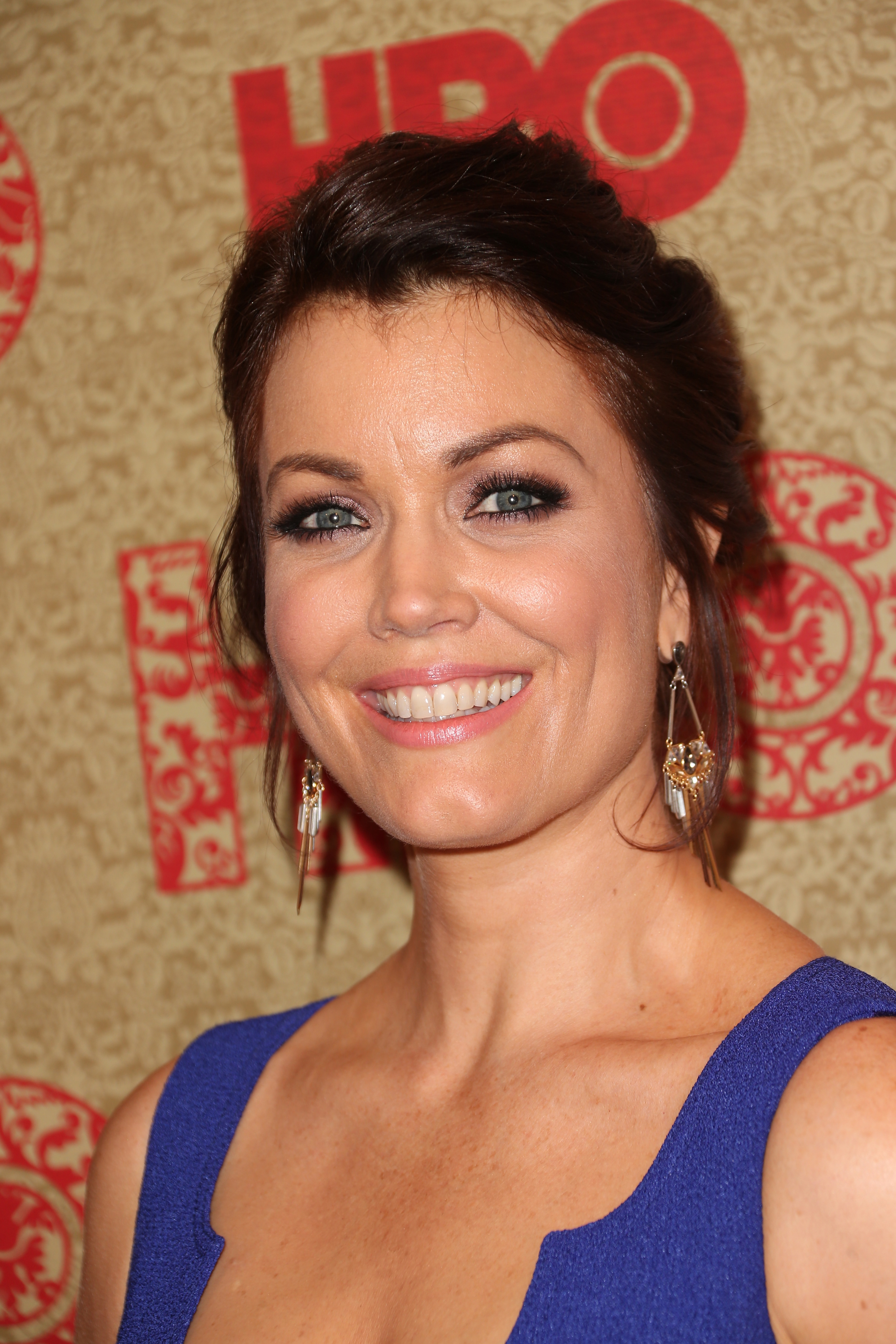 Bellamy Young Hbo S 2014 Golden Globe Awards After Party