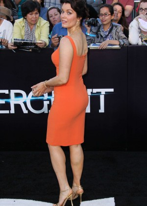 Bellamy Young: Divergent Premiere -05