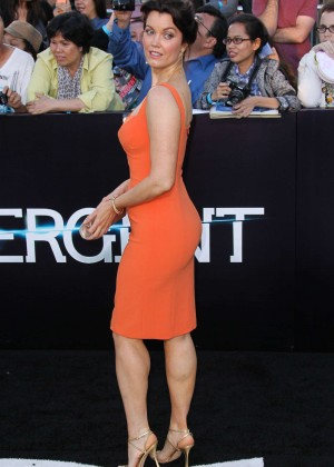 Bellamy Young: Divergent Premiere -08