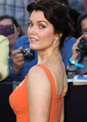 Bellamy Young: Divergent Premiere -11