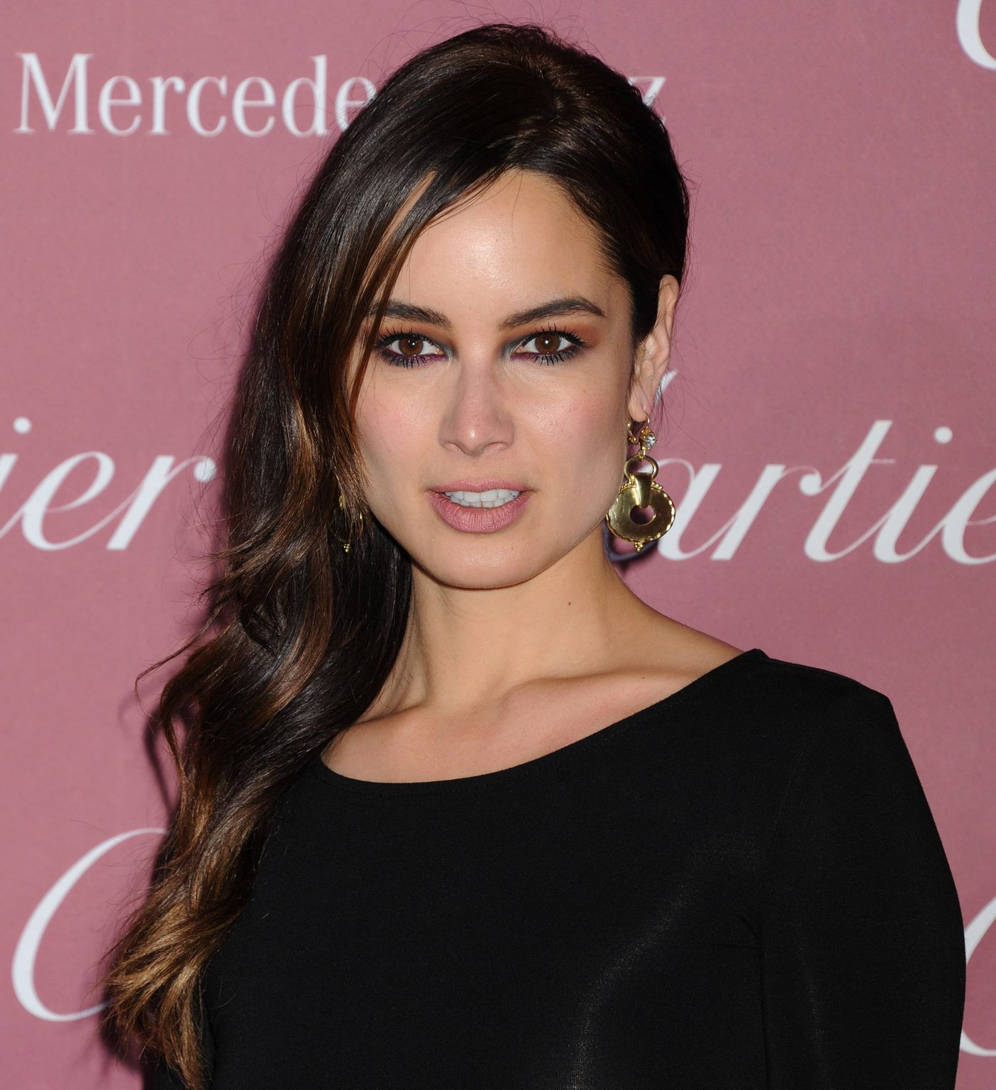 Berenice Marlohe: 2015 Palm Springs International Film