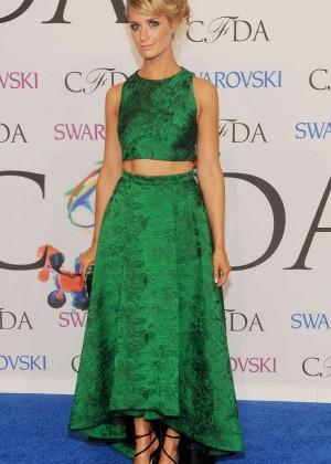 Beth Behrs: 2014 CFDA Fashion Awards -07