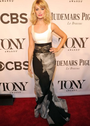 Beth Behrs - 68th Annual Tony Awards in NY -01