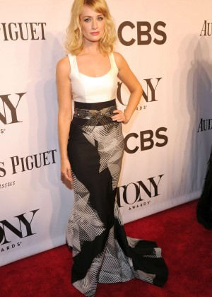 Beth Behrs - 68th Annual Tony Awards in NY -03
