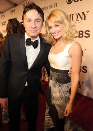 Beth Behrs - 68th Annual Tony Awards in NY -06