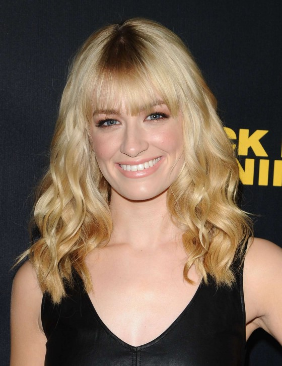 Beth Behrs - Struck By Lightning premiere in LA 01/06/13