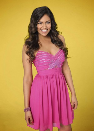Bethany Mota - 2014 Dancing With the Stars Promos