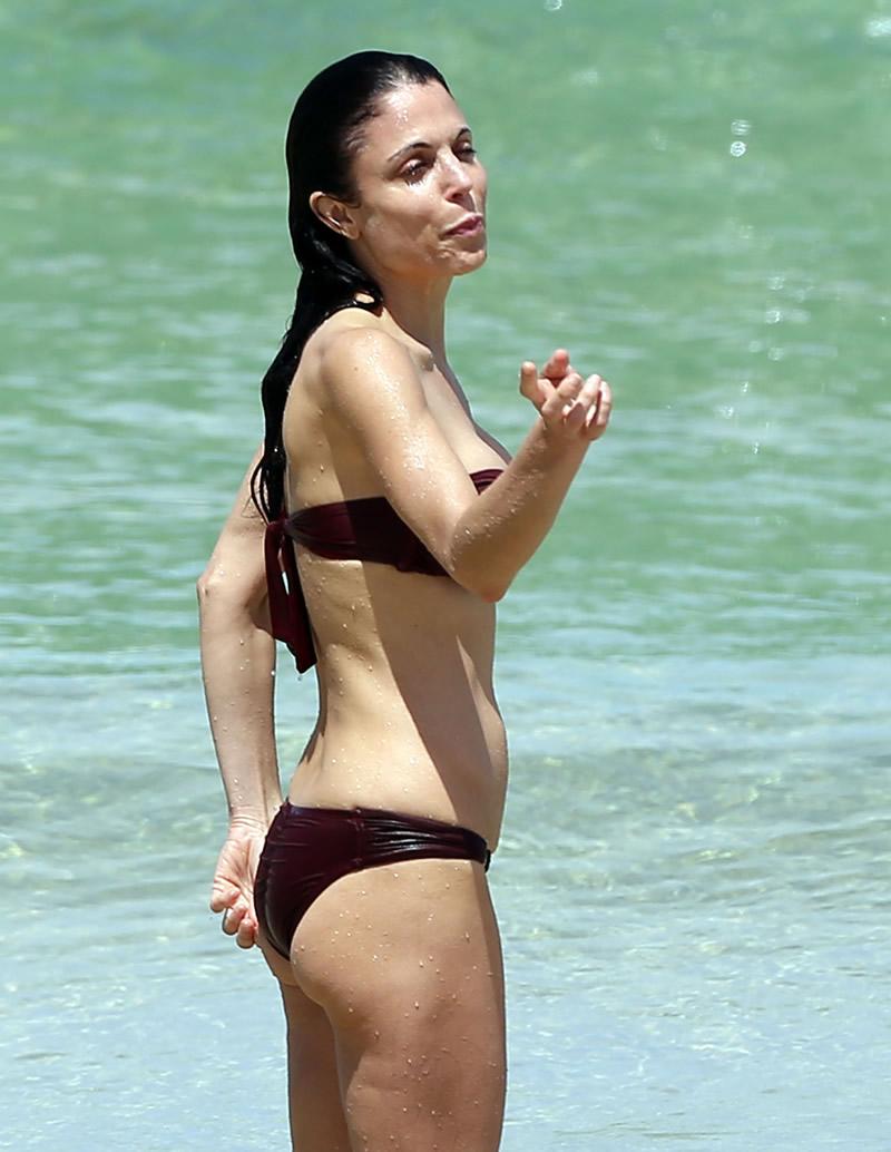 Bethenny Frankel 2013 : Bethenny Frankel in Bikini on vacation in Australia -03