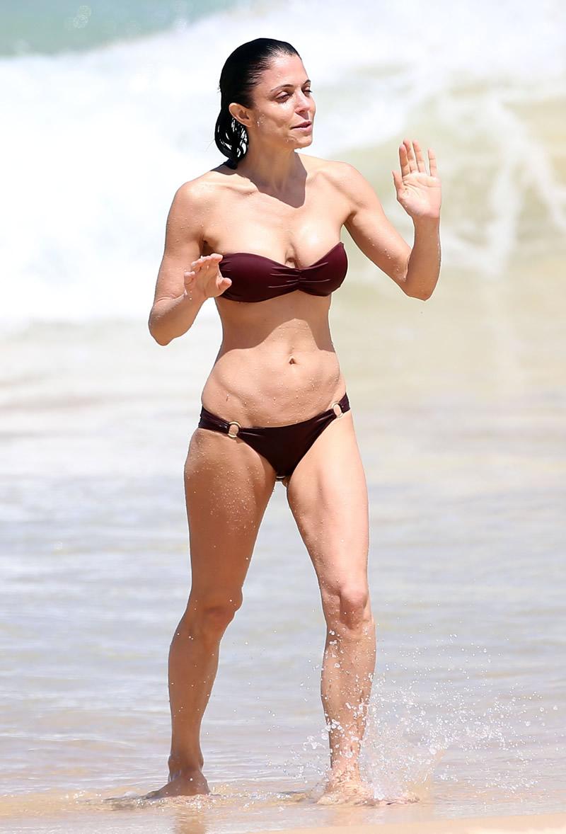 Bethenny Frankel 2013 : Bethenny Frankel in Bikini on vacation in Australia -04