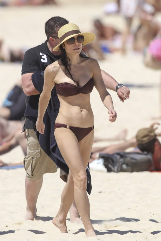 Bethenny Frankel in Bikini on vacation in Australia -09