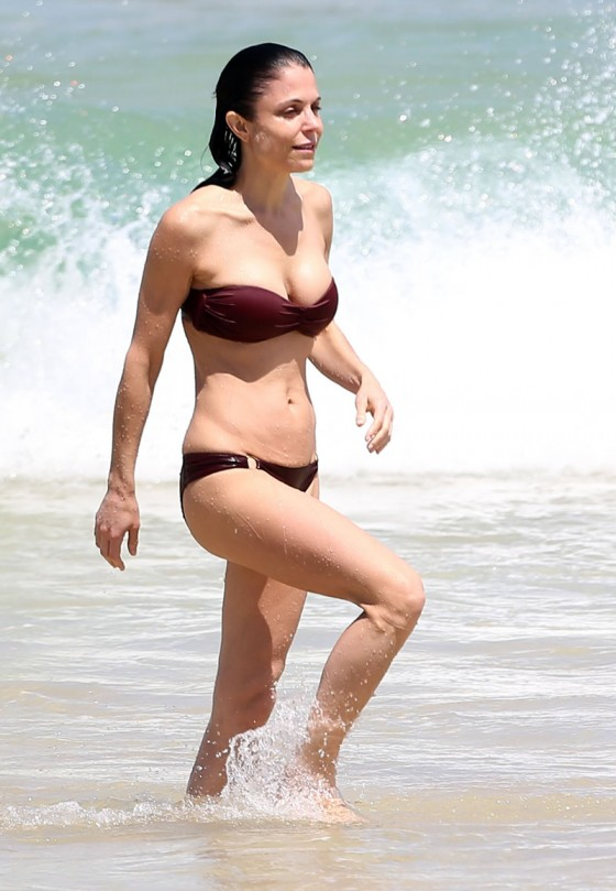 Bethenny Frankel 2013 : Bethenny Frankel in Bikini on vacation in Australia -12