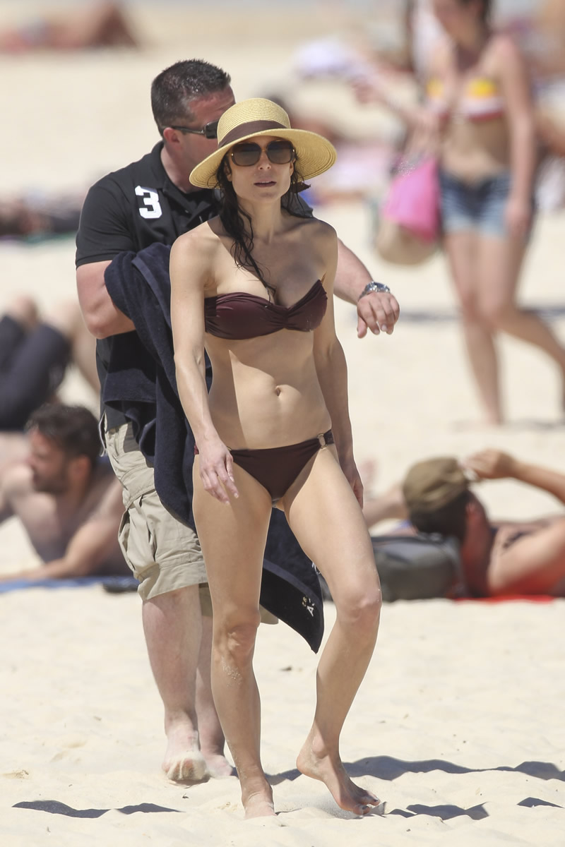 Bethenny Frankel 2013 : Bethenny Frankel in Bikini on vacation in Australia -24