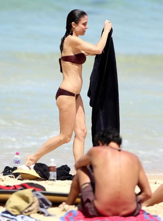 Bethenny Frankel 2013 : Bethenny Frankel in Bikini on vacation in Australia -29