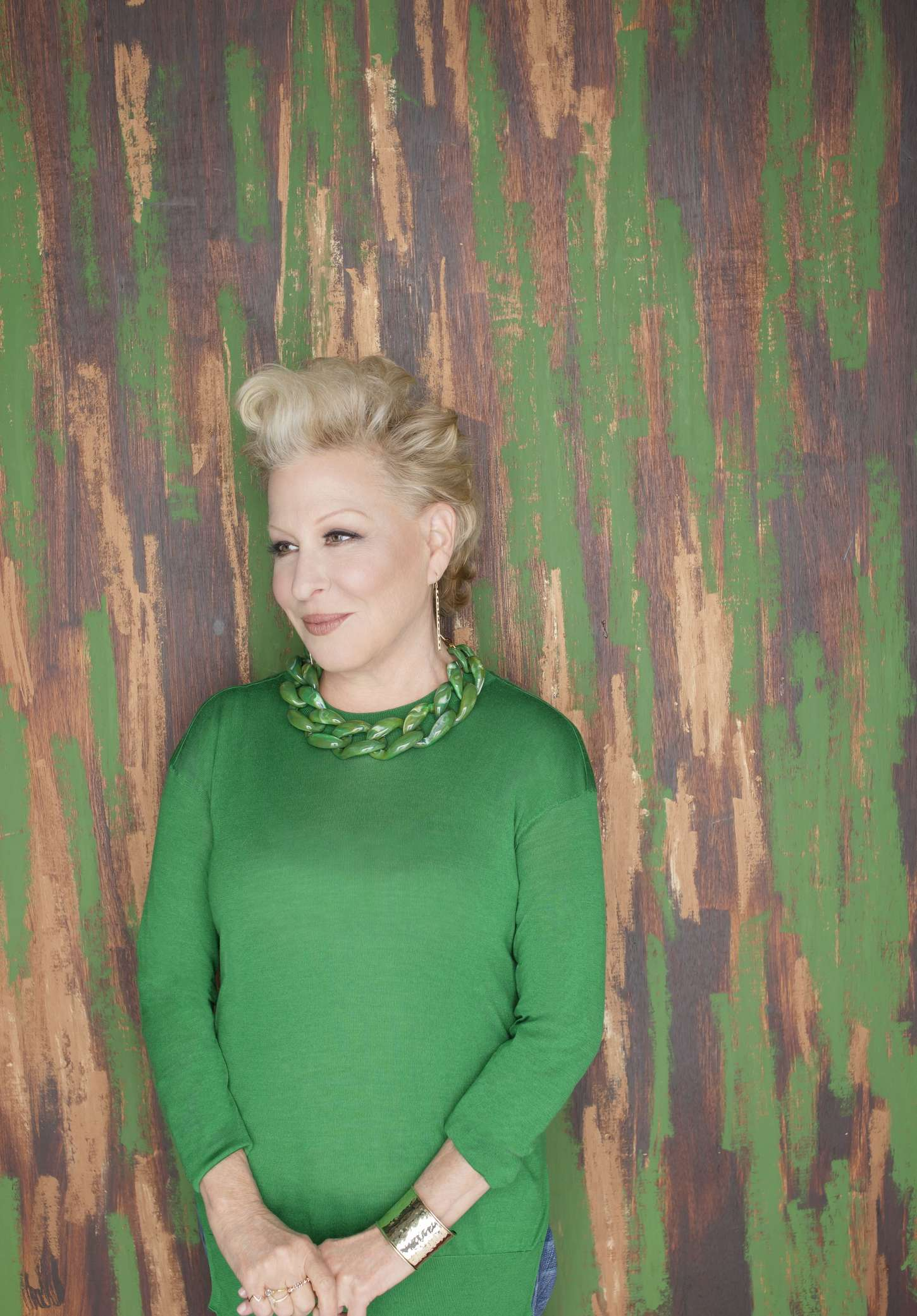 Bette Midler 2014 : Bette Midler: Its The Girls Album Promoshoot 2014 -01