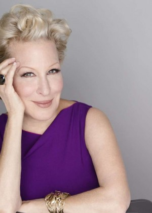 "Bette Midler - ""It's The Girl's!"" Album Promoshoot 2014"