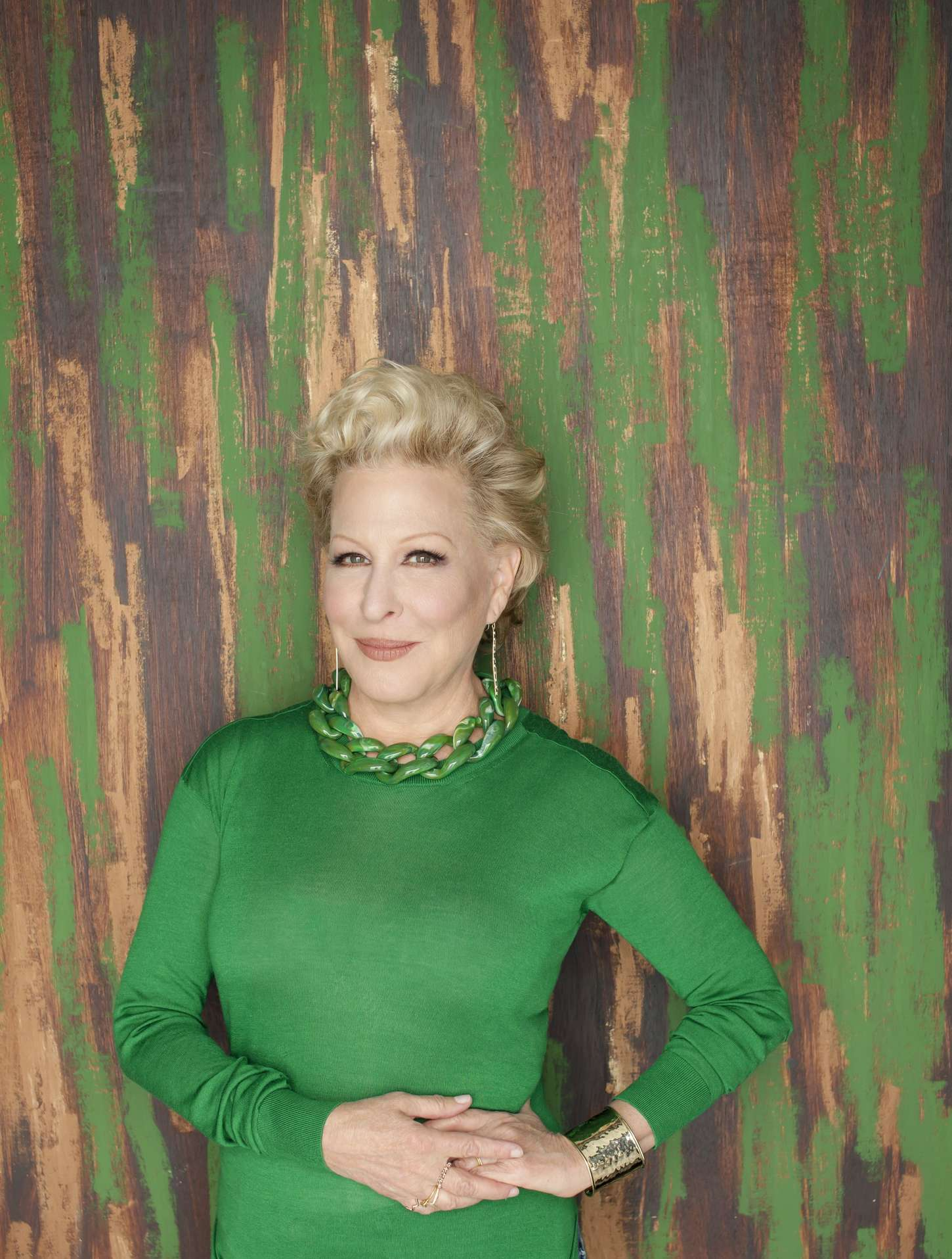 Bette Midler 2014 : Bette Midler: Its The Girls Album Promoshoot 2014 -04