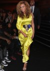 Beyonce - In Yellow gold dress at 2012 BET Awards