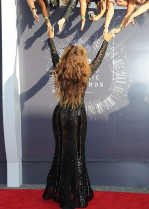 Beyonce: 2014 MTV Video Music Awards -03