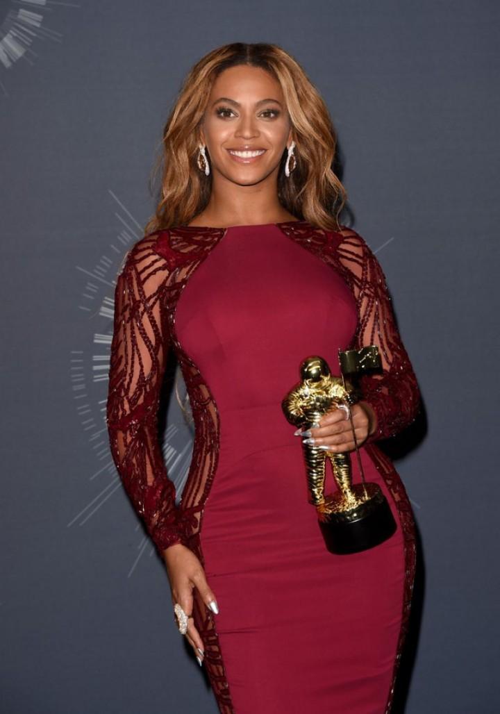 Beyonce 2014 : Beyonce: 2014 MTV Video Music Awards -11