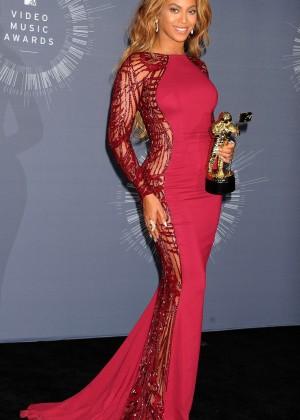 Beyonce: 2014 MTV Video Music Awards -12