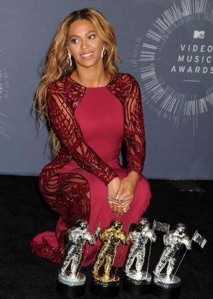 Beyonce: 2014 MTV Video Music Awards -14