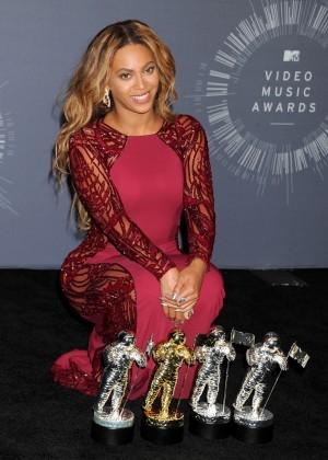 Beyonce: 2014 MTV Video Music Awards -19