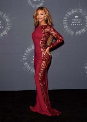 Beyonce: 2014 MTV Video Music Awards -24
