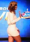 Beyonce at Super Bowl 2013 Halftime Show Press Conference -02